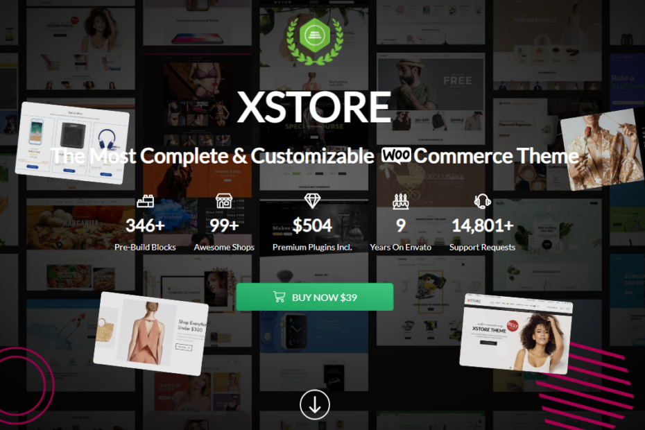 XStore Nulled