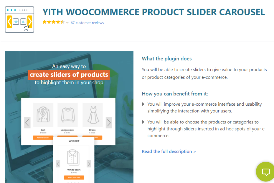 YITH WooCommerce Product Slider Carousel Premium Nulled