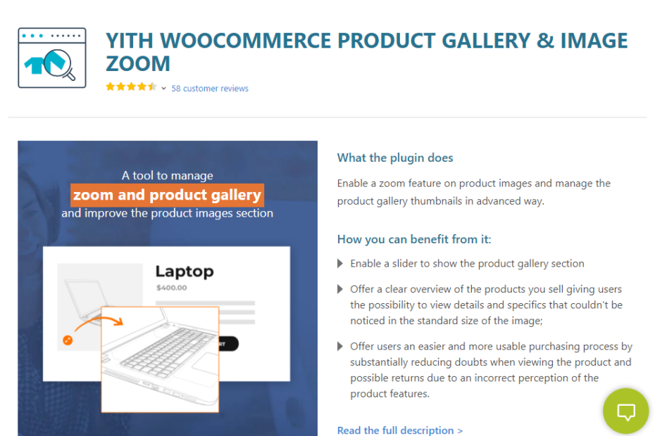 YITH WooCommerce Zoom Magnifier Nulled