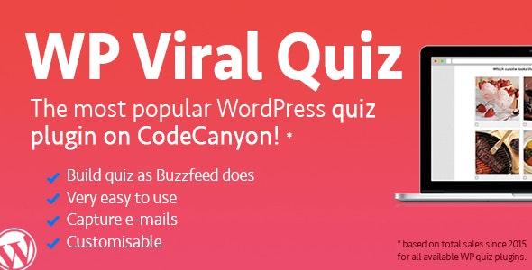 Viral Quiz Nulled Plugin