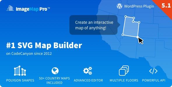 Image Map Pro SVG Map Builder Nulled Plugin