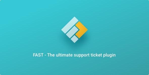 FAST - WordPress Support Ticket Plugin