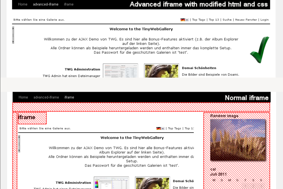 Advanced iFrame Pro Nulled