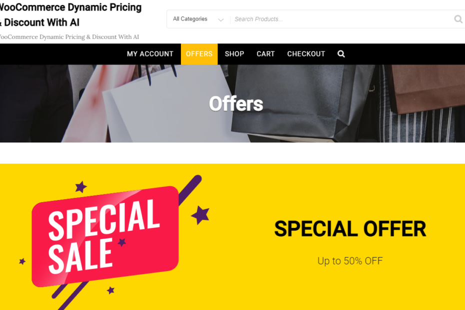 WooCommerce Dynamic Pricing & Discounts with AI Nulled