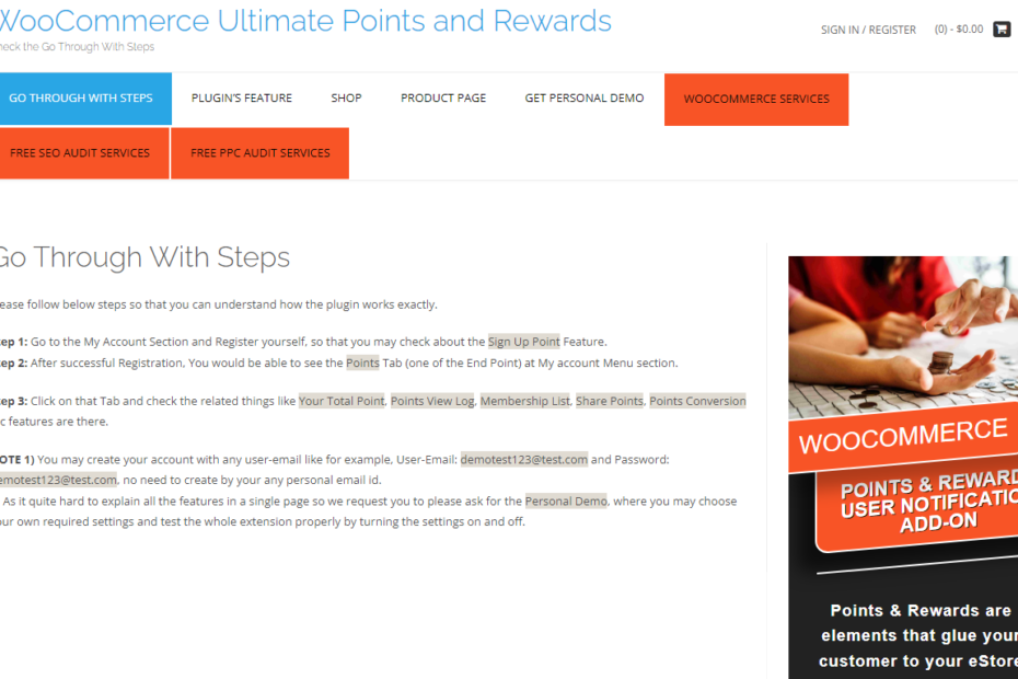 WooCommerce Ultimate Points And Rewards Nulled