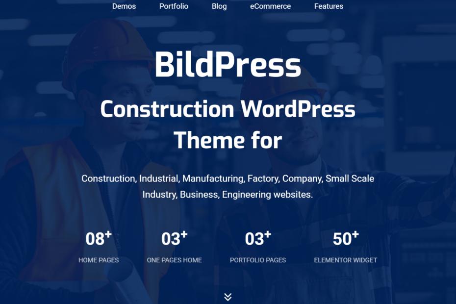 free download BildPress nulled