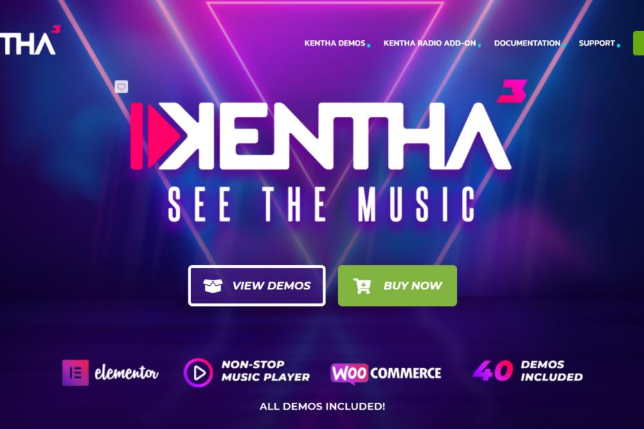 free download Kentha nulled